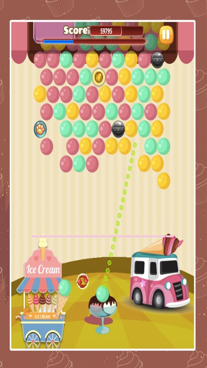 Sugar Sweetest World: Bubble Shooter Free Puzzle Game screenshot-3