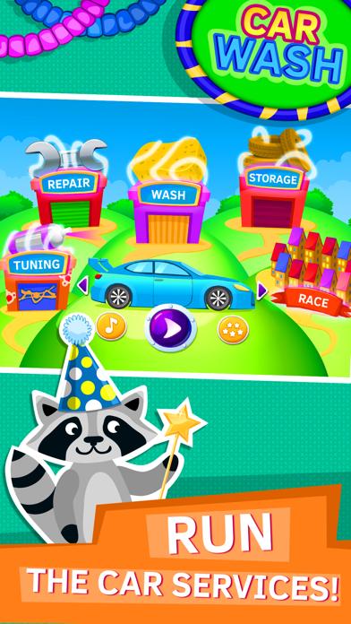 Lavado de autos para niñosCaptura de pantalla de1