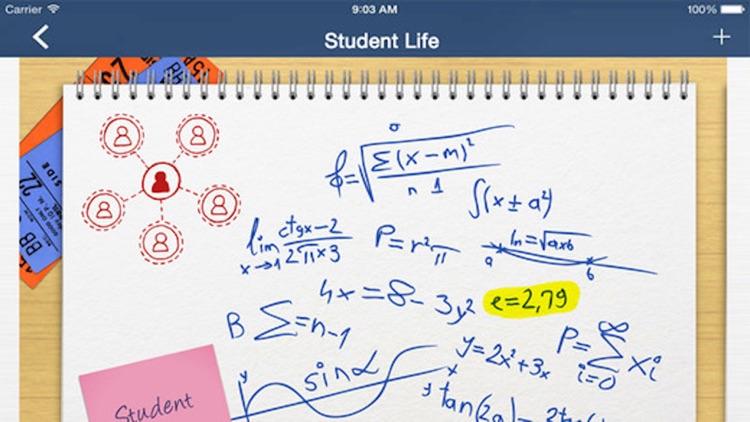 Notebook Pro - Take Notes & Handwriting screenshot-4