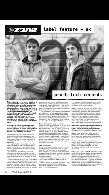 Zone Magazine screenshot-3
