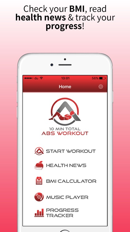10 Min Total Abs Workout – Get In Shape and Get Six Packs Abs with our Killer Ab Workouts with Video Instruction screenshot-3