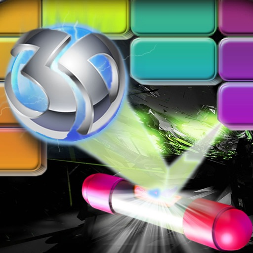 Clash Of Light Ball 3D - Classic Amazing Brick Game icon