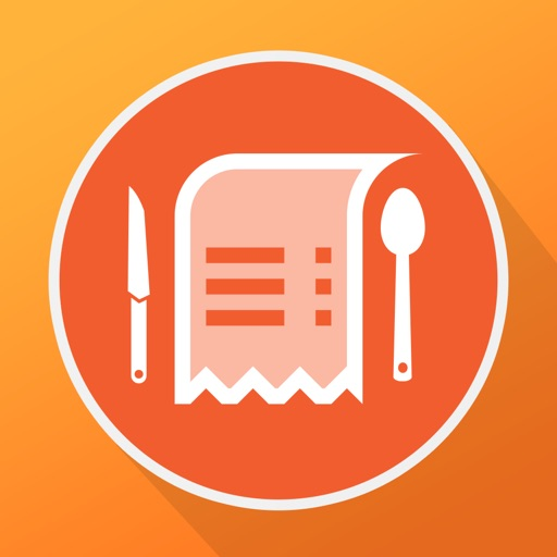 RecipeGen New Recipes By Ingredients app logo