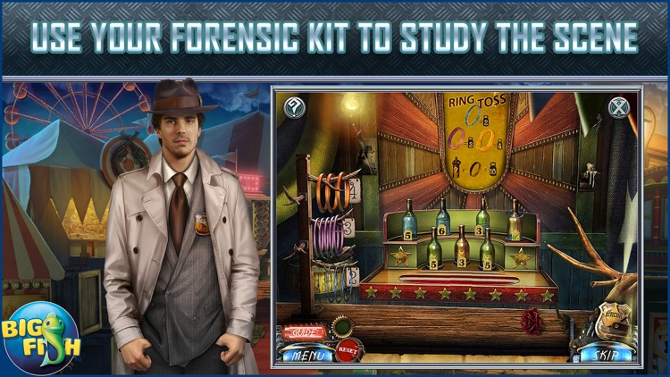Dead Reckoning: The Crescent Case - A Mystery Hidden Object Game
