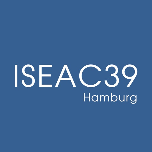 ISEAC39 ­- Hamburg