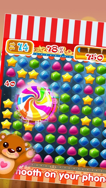 Tap Candy Boom Mania - Candy Miner Swipe Remove