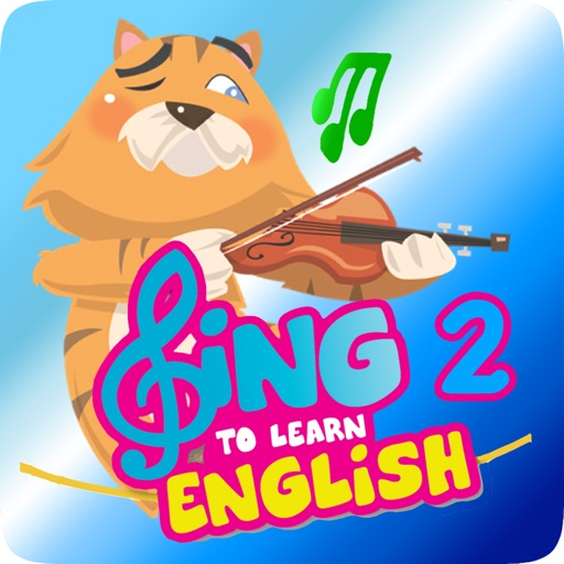 Sing to Learn English Animated Series 2