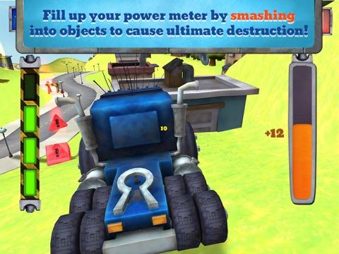 Скачать игру Trucktown: Smash! Crash!