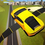 Flying Muscle Car simulator