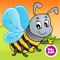 ***** Developed by an award-winning education studio, 22learn, the creator of the best-selling Abby Basic Skills app, in cooperation with educational specialists