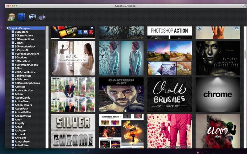 GraphicsDesigner screenshot 1