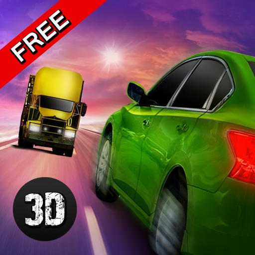 Speed Car & Motorbike Traffic Rider 3D iOS App