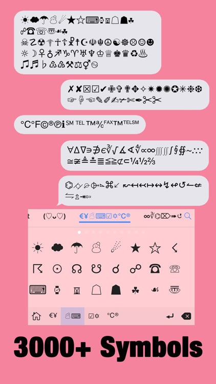 New Cool Text Pro ∞ Fonts Make Better Messages with Emoji Font and Cute Keyboard Themes