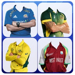 Cricket Photo Suit + Photo Fun