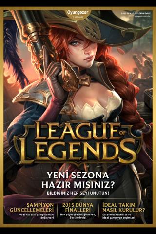 League of Legends Oyungezer - náhled