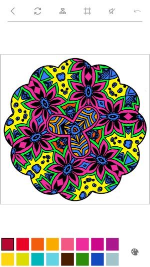 Mandalas para Colorear - Técnicas de Relajación para Aliviar Estrés ...