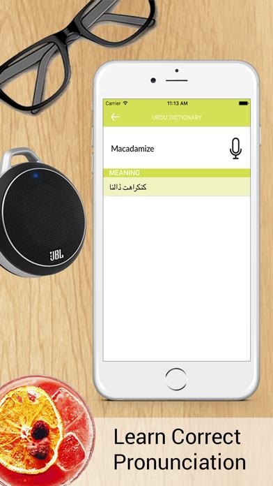 English - Urdu Dictionary screenshot four