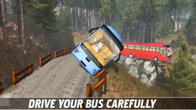 オフロードドライブシムの観光バスのおすすめ画像4