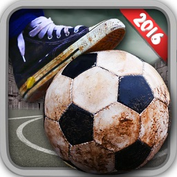 Street Soccer 2016 : Soccer stars league for legend players of world by BULKY SPORTS