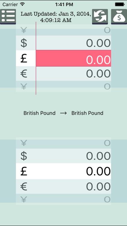Currencies Exchange Rate