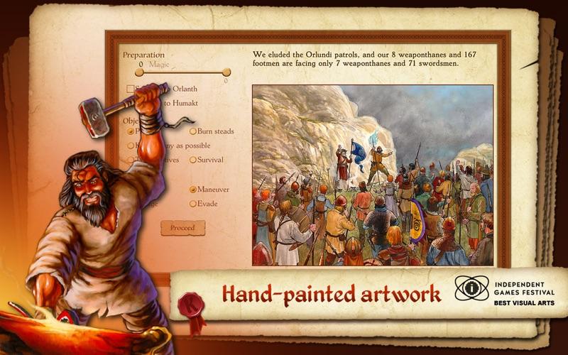 King of Dragon Pass screenshot 4
