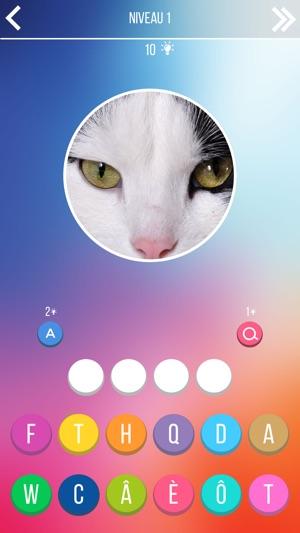 Zoom Pix - devinez la photo dans l\'App Store