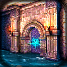 Can you escape from Mermaid Cage? - Free Puzzle Game -
