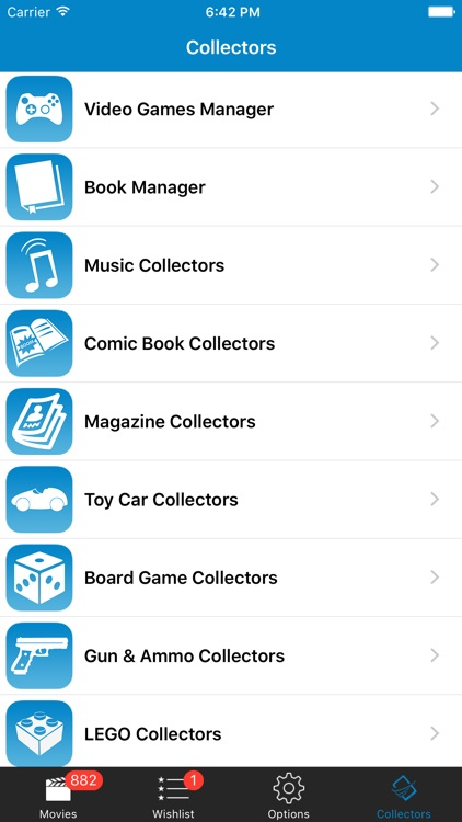 Movie Collector Manager and Inventory Database screenshot-4