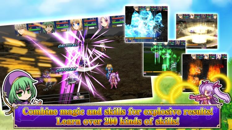 [Premium] RPG Asdivine Cross screenshot-4