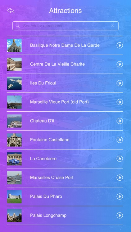 Marseille Tourism Guide screenshot-2