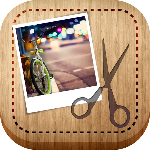 Crop for Free – Instant Photo Cropping Editor iOS App