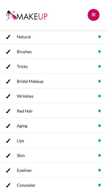 Beauty Makeup Tutorials screenshot-3