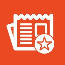 Fav News - Smart personal news reader