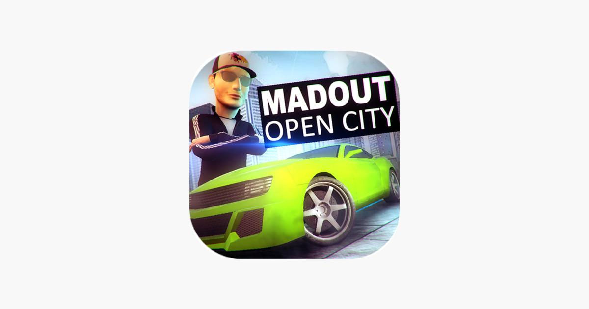 madout open city скачать на пк
