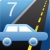 Mileage Expense Log 7 - Miles Tracker for Business, Tax, and Charity Deductions - iPadアプリ