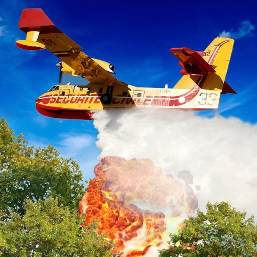 Airplane Firefighter Pilot - Flying And Landing Flight Simulator Games