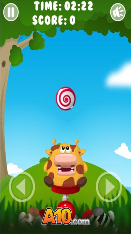 Animal Sweets Move Circle