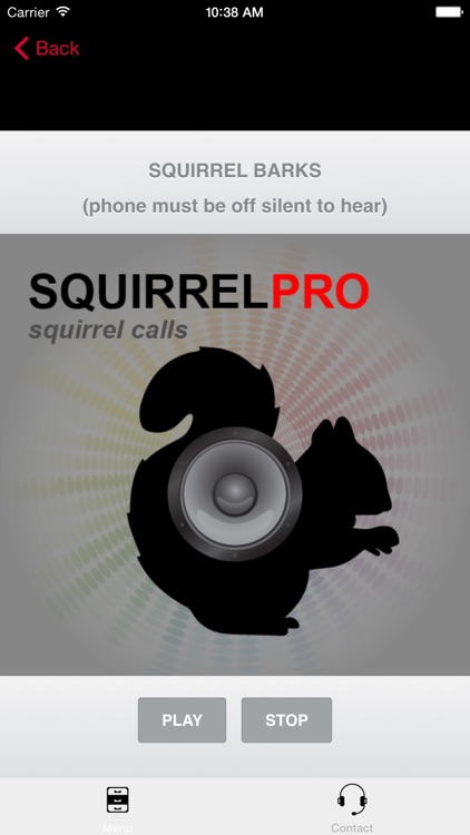 REAL Squirrel Calls and Squirrel Sounds for Hunting! screenshot-0