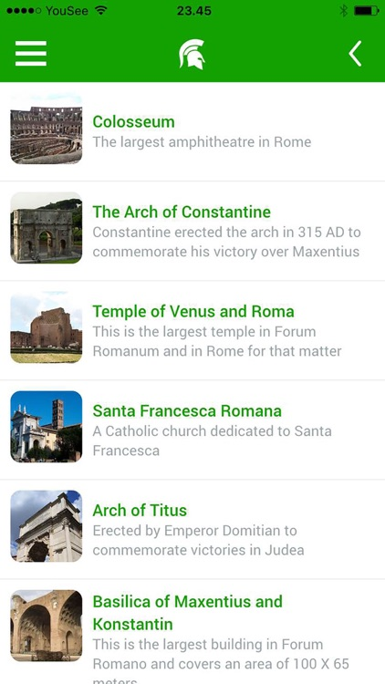 Forum Romanum screenshot-0