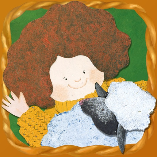 """'My Friend Fluffy' - Educational """"Wordless"""" Storytelling Puzzle App for Kids. by voazoa mobile"""