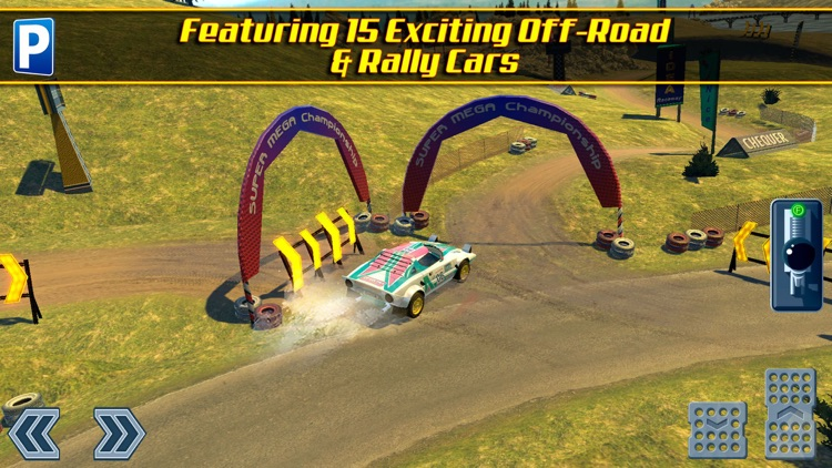 Offroad 4x4 Truck Trials Parking Simulator 2 a Real Stunt Car Driving Racing Sim screenshot-3