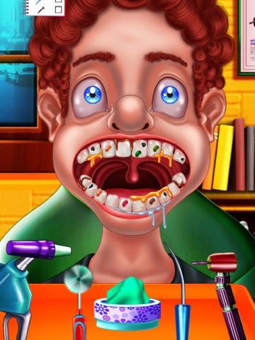 Скачать Сумасшедший Стоматолог забавная игра для детей  Лечить пациентов в клинике сумасшедшего стоматолога !