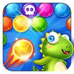 Dino Rescue Bubble