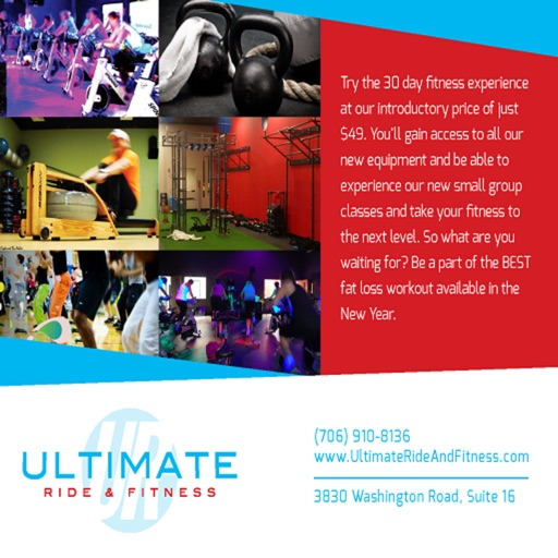 Ultimate Ride and Fitness