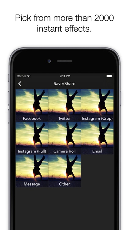 PhotoTap - Photo Editor screenshot-4