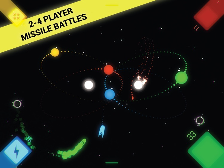 ORBIT - multiplayer space battles! screenshot-0