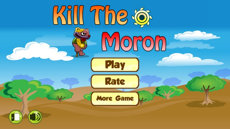 Kill The Moron - Physics Game screenshot-2