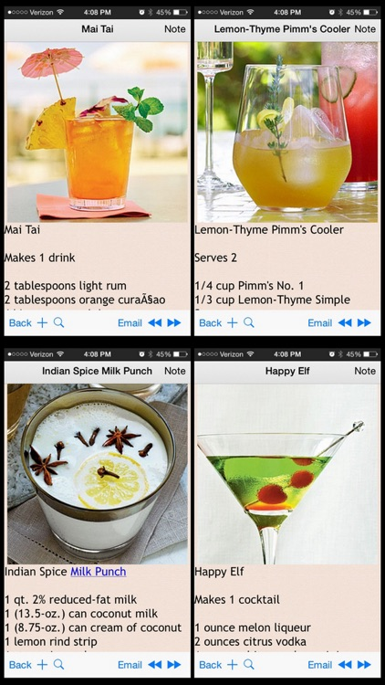 500 Cocktail Recipes