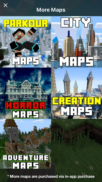 Horror Maps for Minecraft PE - Download The Scariest Maps for Minecraft Pocket Edition (MCPE) Free screenshot-3