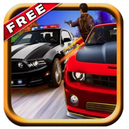 Police Rampage 3D Free ( Car Racing & Shooting Game )